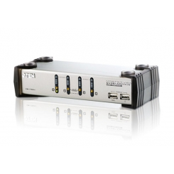 ATEN CS1734A KVM SWITCH USB/PS/2-VGA 4PORT