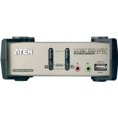 ATEN CS1732B KVM SWITCH PS/2-USB 2PORT