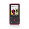 TrekStor Mp3 Player i.Beat Move BT - Rubin Red