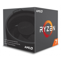 AMD RYZEN 7 1700 8-Core 3.0 GHz Socket AM4 65W Desktop Processor - TRY+FAN