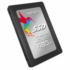 ADATA Premier SP550 Internal SSD Drive - 480GB