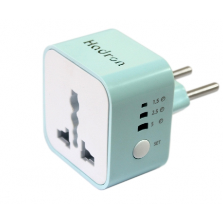 Hadron P101 Surge Protector And Adaptor-blue