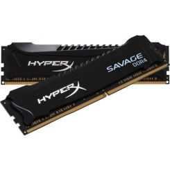 Kingston HyperX Savage Black 16GB (2x8GB) 3000MHz DDR4 CL15