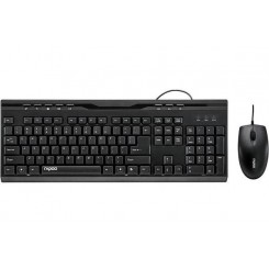Rapoo NX1710 Optical Mouse & Keyboard