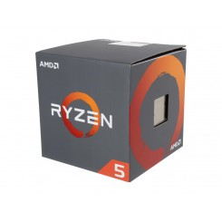 AMD RYZEN 5 1400 4-Core 3.2 GHz (3.4 GHz Turbo) Socket AM4 65W