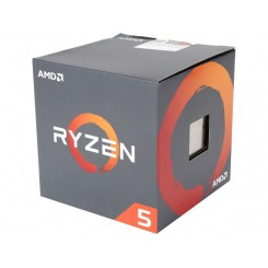 AMD RYZEN 5 1500X 4-Core 3.5 GHz (3.7 GHz Turbo) Socket AM4 65W