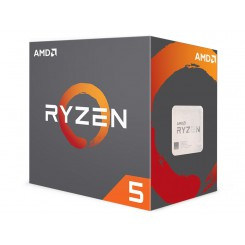 AMD RYZEN 5 1600X 6-Core 3.6 GHz (4.0 GHz Turbo) Socket AM4 95W