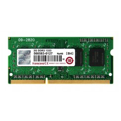 Transcend Notebook DDR3-1333 SO-DIMM Ram CL9 - 8GB