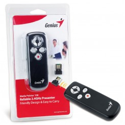 Genius Media Pointer 100 Cordless Presenter