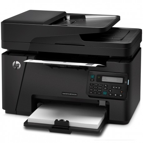 پرینتر M127fn چهار کاره اچ پی HP LaserJet Pro MFP M127fn Multifunction Laser Printer