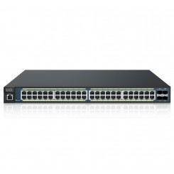 EnGenius EWS7928FP 24-Port Managed Gigabit 370W PoE Switch