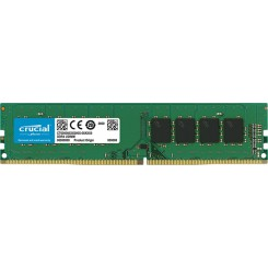 Crucial 8GB DDR4 2400 UDIMM 1.2V CL17