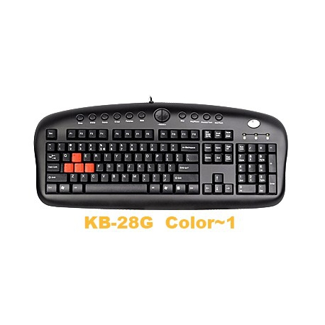 Keyboard A4tech KB-28G Gaming PS2 A4tech