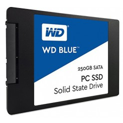 WD Blue SATA3 SSD - 250GB