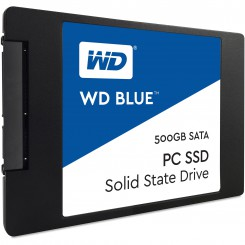 WD Blue SATA3 SSD - 500GB