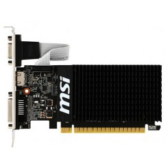 MSI GT 710 2GD3H LP Graphic Card