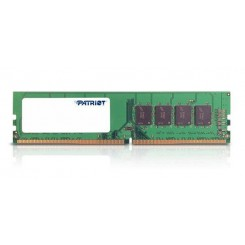 Patriot DDR4 8GB 2400MHz CL17 Single Channel Desktop Ram