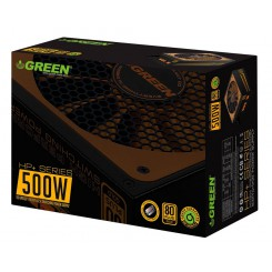 GREEN GP500B-HP+ 80Plus Gold PSU