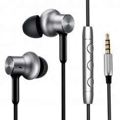 Xiaomi Mi In-Ear Pro HD Headphone - Silver