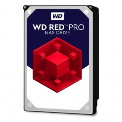 Western Digital Red Pro NAS Hard Drive - 4TB