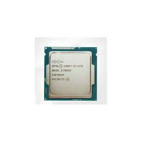 Intel 4th Gen Core i3-4170 Desktop Processor Tray