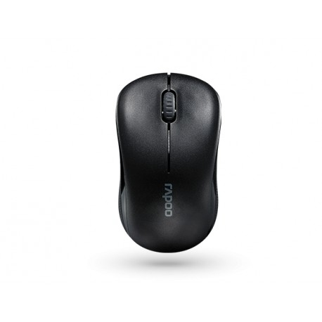 Mouse Bluetooth 6010B Black Lite Rapoo