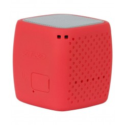 Fenda F&D W4 Wireless Bluetooth Speaker - Red