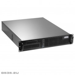 Green G535-2U Rackmount Case + Power 550w