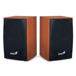Genius SP-HF160 Speaker - Wood Finish