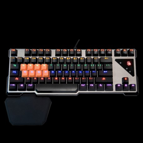 A4tech B-700 Bloody Gaming Keyboard - Silver
