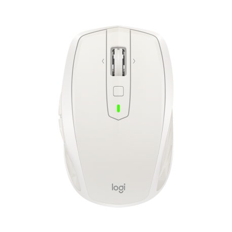 Logitech MX ANYWHERE 2S Wireless Mouse - Light Grey