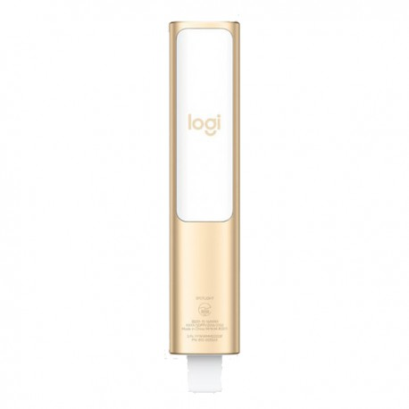 Logitech SPOTLIGHT BT PRESENTER - GOLD