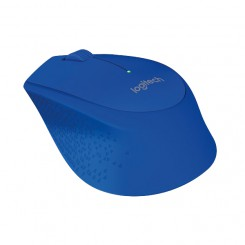 Logitech M280 Wireless Mouse - Blue
