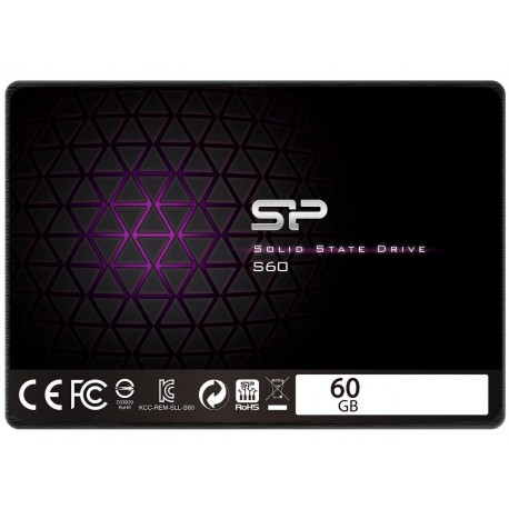 Silicon Power Slim S60 SSD - 60Gb