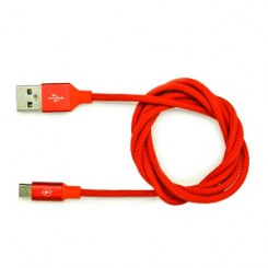 TSCO TC 48 Charging Cable - Red