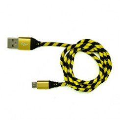 TSCO TC 49 Charging Cable - Yellow