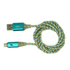 TSCO TC 58 Charging Cable - Blue