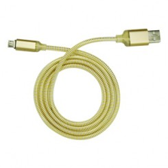 TSCO TC 71 Charging Cable - Gold