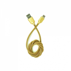 TSCO TC 69 Charging Cable - Gold