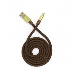 TSCO TC 56 Charging Cable - Brown