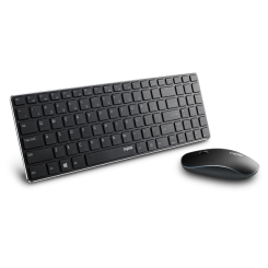 Rapoo X9310 Desktop Wireless - Black