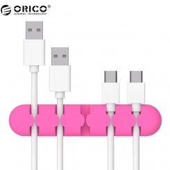 پک 5 تایی ORICO CBS5 - Cable Management - Pink