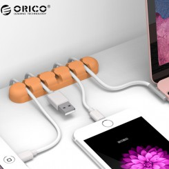 پک 5 تایی ORICO CBS5 - Cable Management - Orange