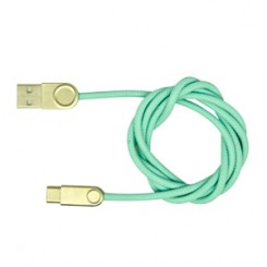 TSCO TC 46 Charging Cable - Blue
