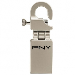 PNY Mini Hook USB 2.0 - 8GB