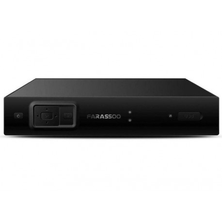 Farassoo FDR-224 Set up Box - Black