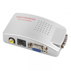 K-NET VGA to Video & S-Video Converter