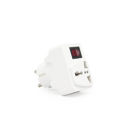 TSCO TPS 504 Universal Adapter - White