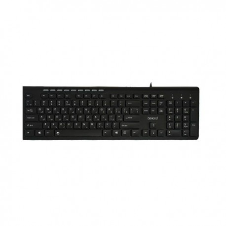 Farassoo Beyond BK-3770 Keyboard - Black