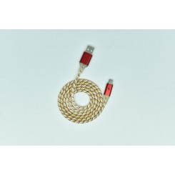 TSCO TC 58 Charging Cable - Red